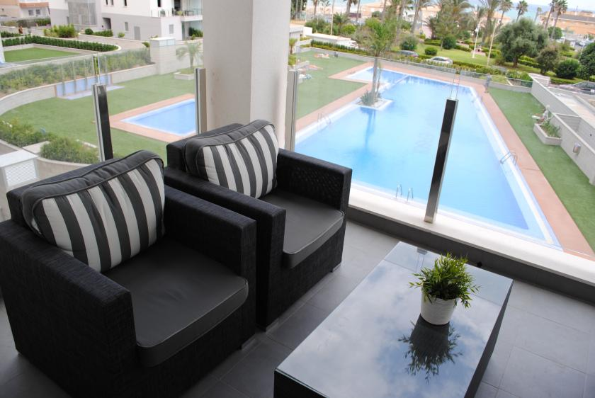 Apartamento en Aqua Nature La Mata 3B Nº 2C in España Casas