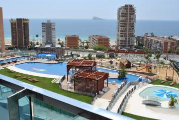 Appartement in Sunset Drive Benidorm 2 Nº 225 on España Casas